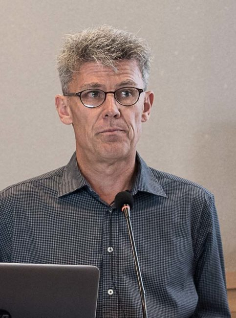 Olivier Vimont, responsable sélection Europe chez Limagrain