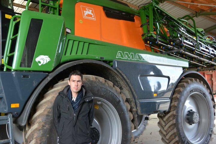 Jérôme Le Meur, Inspecteur commercial chez Amazone