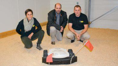 Photo of Le robot, nouvel assistant de l'aviculteur