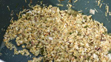 Photo of De l'amidon mieux assimilé avec un grain de maïs pulvérisé