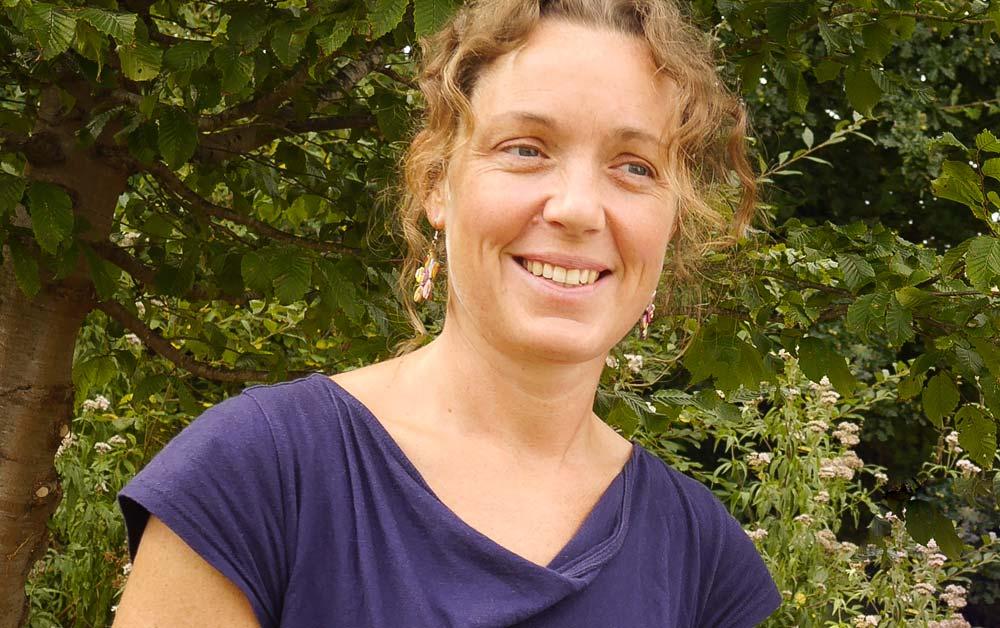 Emmanuelle Billard, représentante de la Confédération paysanne au Comité régional installation - transmission (Crit) .