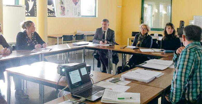 L'OP Sill Malo rencontre les députés - Journal Paysan Breton