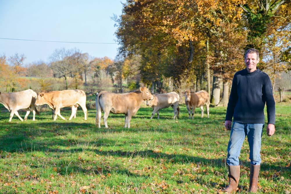 Vincent Caillard pense que les agriculteurs et leurs filières doivent davantage s'approprier leur communication.
