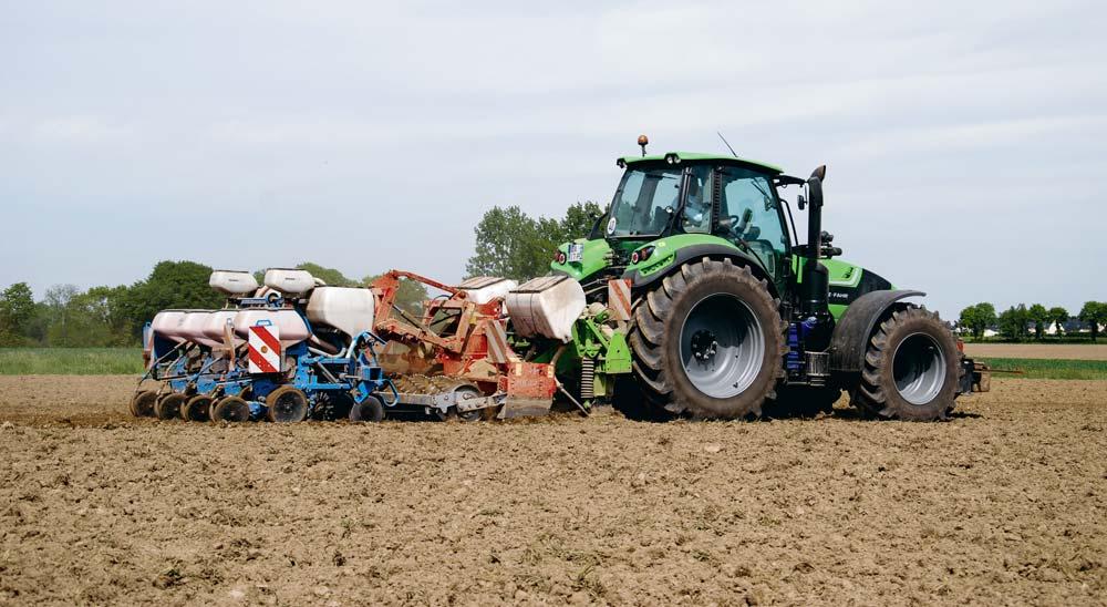 Seuls les ETA possédant un agrément phytosanitaire sont autorisées à semer du maïs avec application de micro-granulé pour la protection de la semence contre le taupin.
