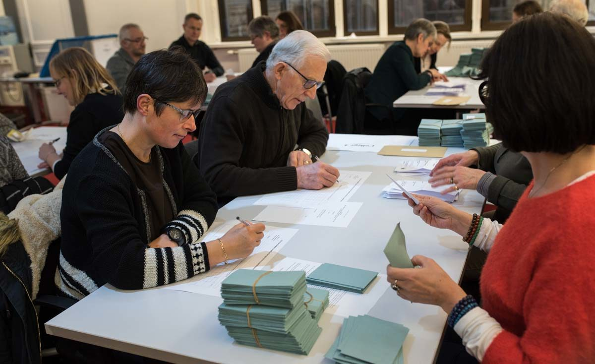 Elections chambre d 39 agriculture fdsea ja majoritaires en - Chambre d agriculture de bretagne ...