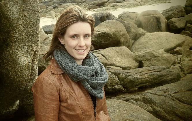 Aurélie Flatrès, Saint-Thurien (29)