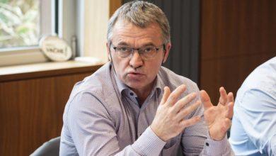 Photo of André Sergent président régional