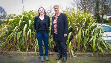 Photo of Cécile et Anne-Marie, deux femmes engagées