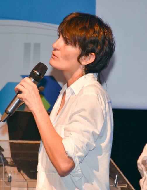 Déborah Temple, Vétérinaire chercheur.