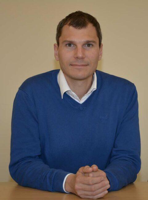 Alban Bouquet, ingénieur Ifip (pôle génétique).