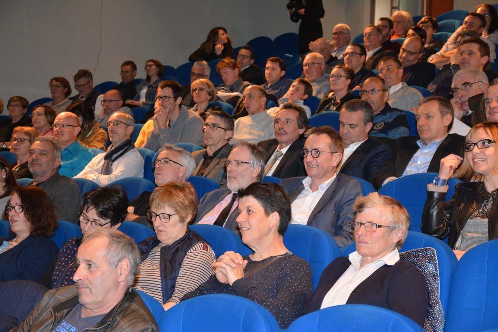 Cerfrance Brocéliande tenait son assemblée générale vendredi 29 mars à Vannes.