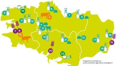 Photo of 22 fermes bretonnes ouvrent leurs portes