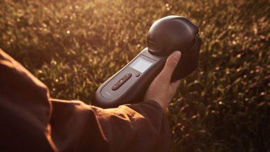 Photo of GrainSense, appareil de mesure portable de la qualité des grains