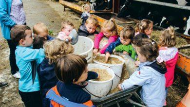 Photo of Les écoliers découvrent le métier d'agriculteur