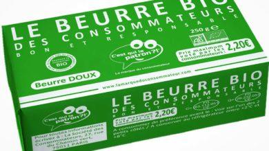Photo of Le beurre bio «C'est qui le patron?!» fabriqué par Sodiaal est en sursis