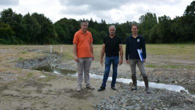 Photo of Le cours d'eau Cô-Malville a retrouvé son lit