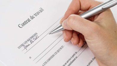 Photo of Contrat de travail : à modifier sous conditions
