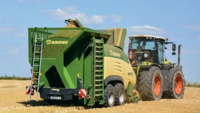 Photo of Krone Premos : Des pellets de paille à la sortie du champ