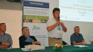 Photo of La Bretagne a son association des agriculteurs méthaniseurs