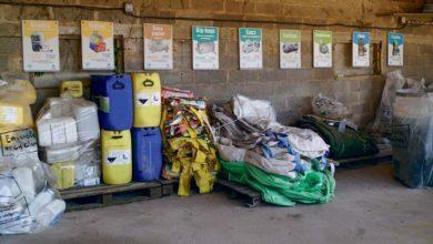 Photo of En novembre, évacuez les déchets agricoles