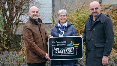 Photo of Les communes soutiennent Agriculteurs de Bretagne