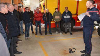 Photo of Les salariés de Cuma face au risque d'incendie