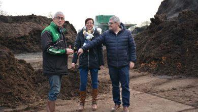 Photo of La SCEA de Hent Coët composte 19000 tonnes de déchets verts