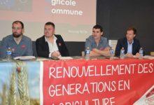Photo of Les Jeunes Agriculteurs agissent pour l'installation