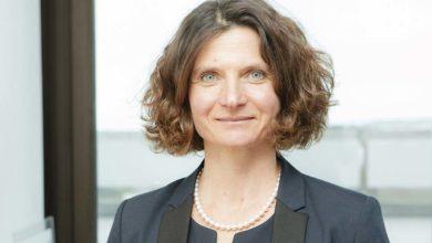 Photo of Hélène Bernicot, nouvelle directrice générale du Groupe Arkéa