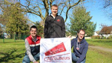 Photo of Le bureau des Jeunes Agriculteurs des Côtes d'Armor renouvelé