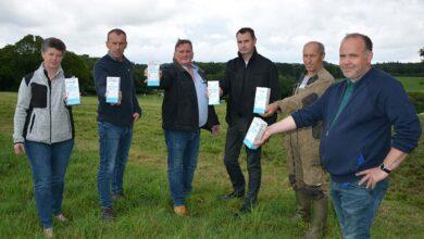 Photo of Du lait du Pays de Lorient dans les magasins