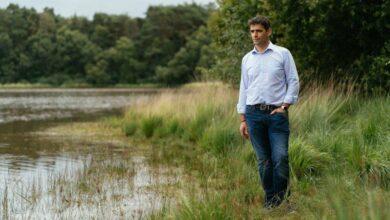 Photo of Jérôme Moy, nouveau président de Groupama Loire Bretagne