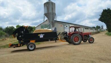 Photo of La centrale hydraulique donne une 2e vie au tracteur de 35 chevaux