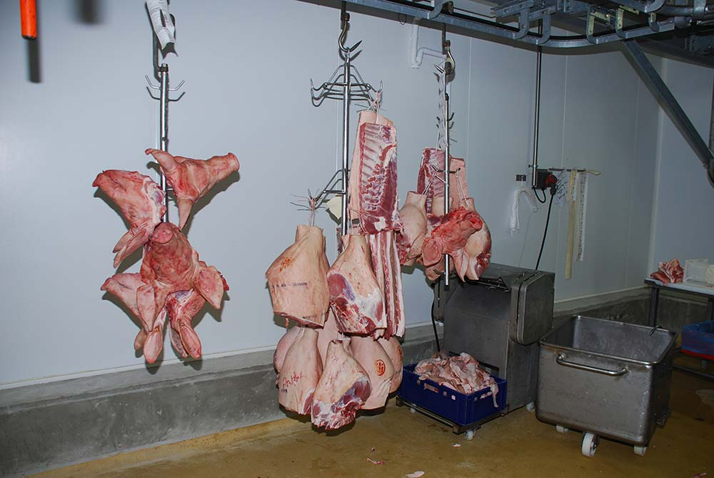 Découpe Porc