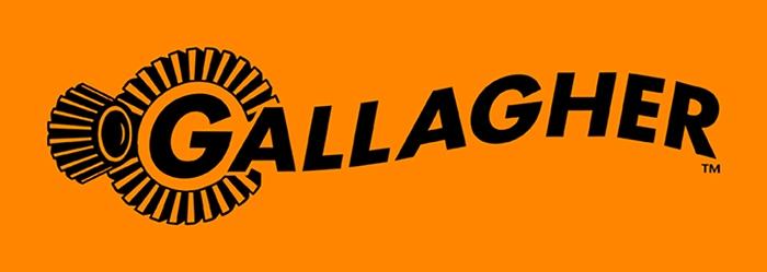gallagher™ rgb black orange